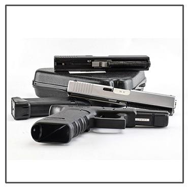 50 GI Glock Conversions | Guncrafter Industries